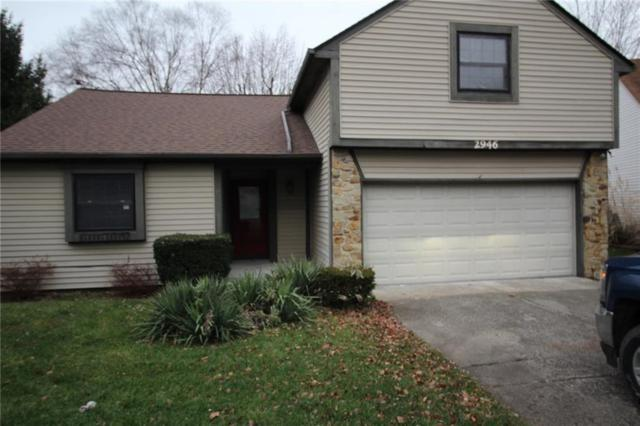 2946 Horse Hill East Drive, Indianapolis, IN 46214 (MLS #21614234) :: The Evelo Team
