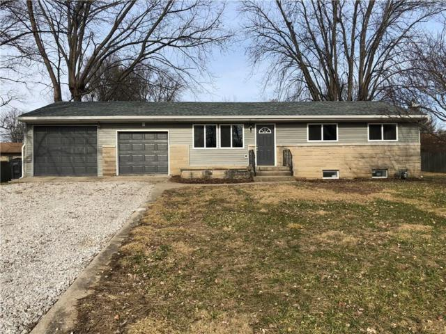 2436 Endsley Drive, Indianapolis, IN 46227 (MLS #21614248) :: The Indy Property Source
