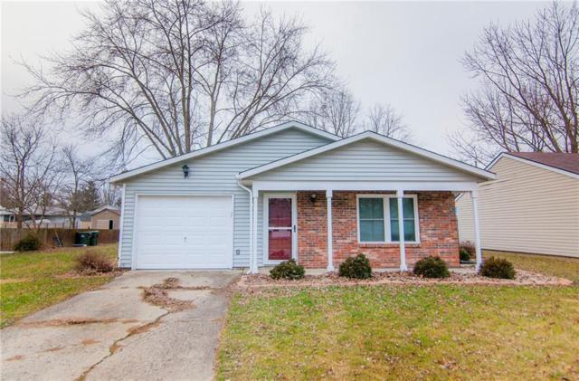 752 Holiday Drive, Fortville, IN 46040 (MLS #21614257) :: The ORR Home Selling Team