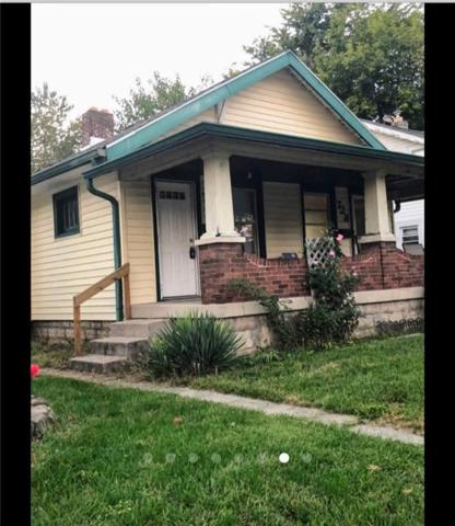 726-728 N Bradley Avenue, Indianapolis, IN 46201 (MLS #21614285) :: AR/haus Group Realty