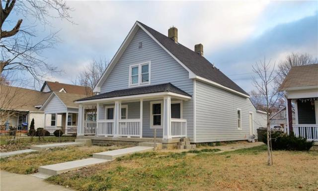 1027-1029 Saint Paul Street, Indianapolis, IN 46203 (MLS #21614303) :: Mike Price Realty Team - RE/MAX Centerstone