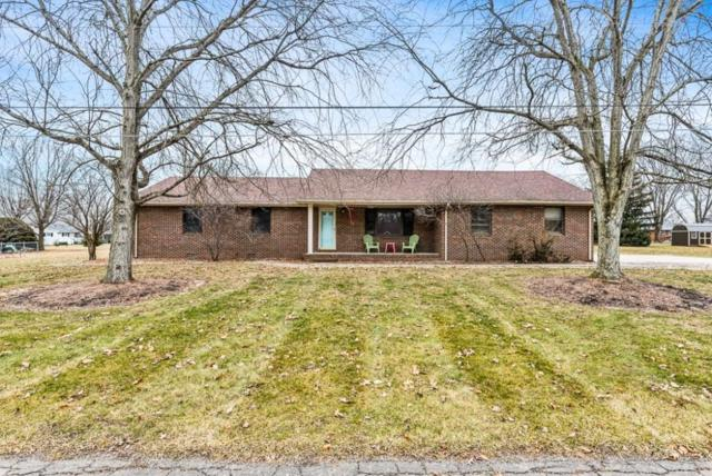 1915 N 950 W, Parker City, IN 47368 (MLS #21614307) :: The ORR Home Selling Team