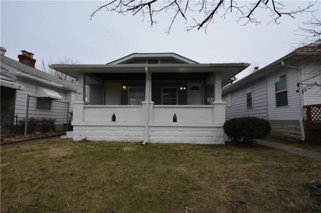 807 N Linwood Avenue, Indianapolis, IN 46201 (MLS #21614310) :: Mike Price Realty Team - RE/MAX Centerstone