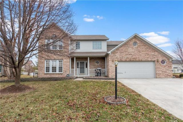 8337 Admirals Landing Place, Indianapolis, IN 46236 (MLS #21614372) :: Mike Price Realty Team - RE/MAX Centerstone