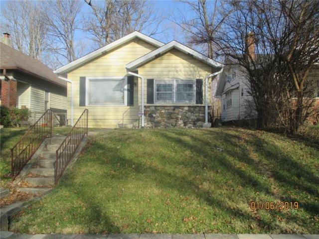 1210 W 34th Street, Indianapolis, IN 46208 (MLS #21614373) :: AR/haus Group Realty