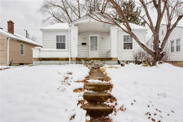 2034 N Bosart Avenue, Indianapolis, IN 46218 (MLS #21614395) :: Mike Price Realty Team - RE/MAX Centerstone