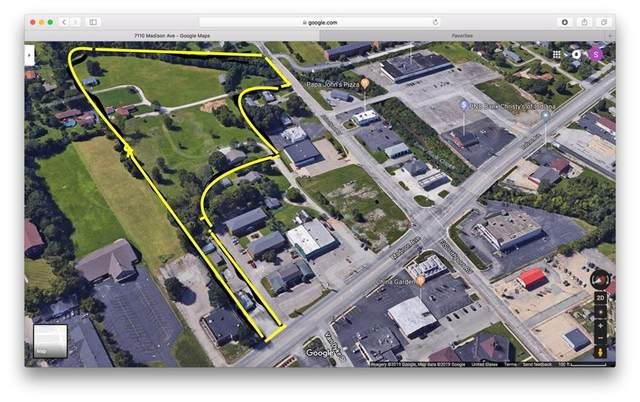 1605 E Southport Road, Indianapolis, IN 46227 (MLS #21614409) :: JM Realty Associates, Inc.