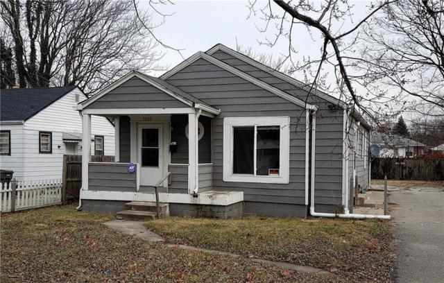 3519 Wallace Avenue, Indianapolis, IN 46218 (MLS #21614411) :: Mike Price Realty Team - RE/MAX Centerstone