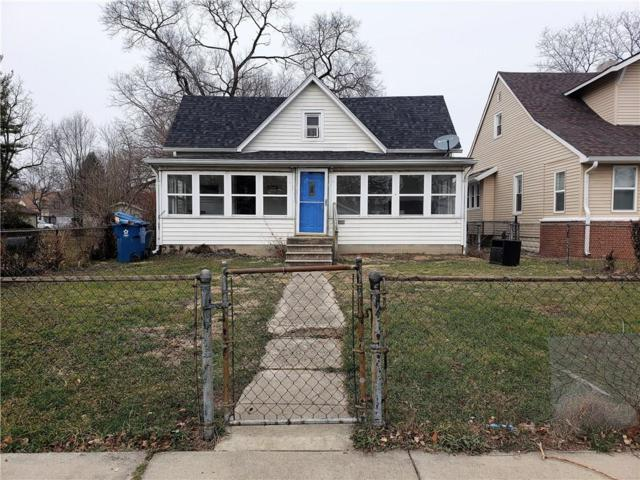 314 Bernard Avenue, Indianapolis, IN 46208 (MLS #21614414) :: AR/haus Group Realty