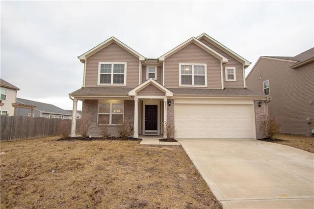 3511 Miesha Drive, Indianapolis, IN 46217 (MLS #21614432) :: Mike Price Realty Team - RE/MAX Centerstone