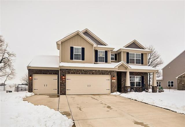 149 Halldale Drive, Whiteland, IN 46184 (MLS #21614475) :: Mike Price Realty Team - RE/MAX Centerstone