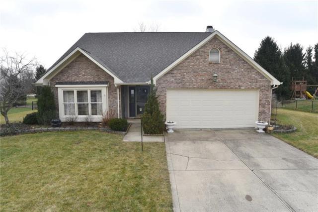 1401 Beacon Way, Carmel, IN 46032 (MLS #21614485) :: The ORR Home Selling Team