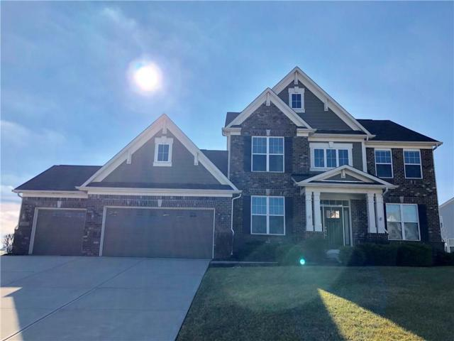 1266 Colinbrook Circle, Greenwood, IN 46143 (MLS #21614486) :: AR/haus Group Realty