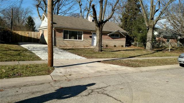 524 Park Drive, Greenwood, IN 46143 (MLS #21614494) :: Mike Price Realty Team - RE/MAX Centerstone
