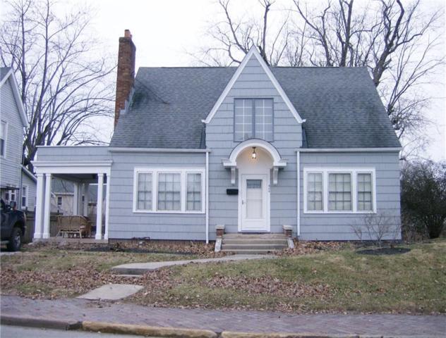 406 N Lincoln Avenue, Alexandria, IN 46001 (MLS #21614514) :: The ORR Home Selling Team