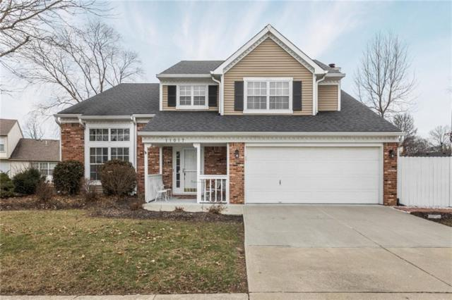 11017 Lake Run Drive, Fishers, IN 46038 (MLS #21614529) :: AR/haus Group Realty