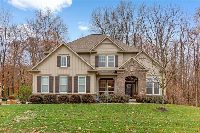 2320 Misty Creek Drive, Avon, IN 46123 (MLS #21614531) :: Mike Price Realty Team - RE/MAX Centerstone
