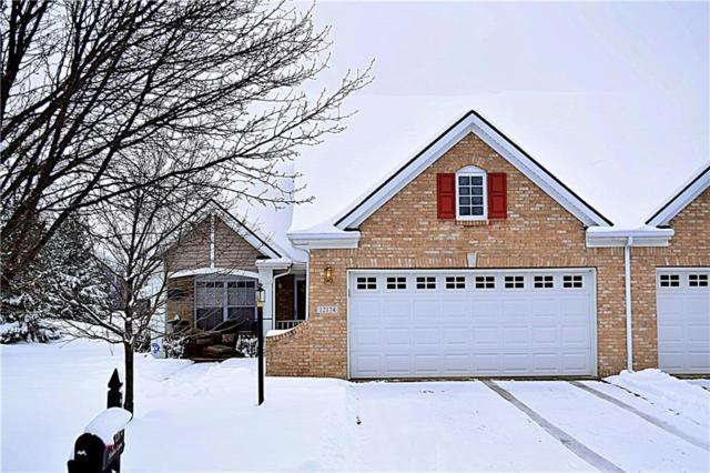12174 Halite Lane, Fishers, IN 46038 (MLS #21614600) :: Mike Price Realty Team - RE/MAX Centerstone