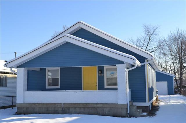2509 S Mcclure Street, Indianapolis, IN 46241 (MLS #21614622) :: Mike Price Realty Team - RE/MAX Centerstone