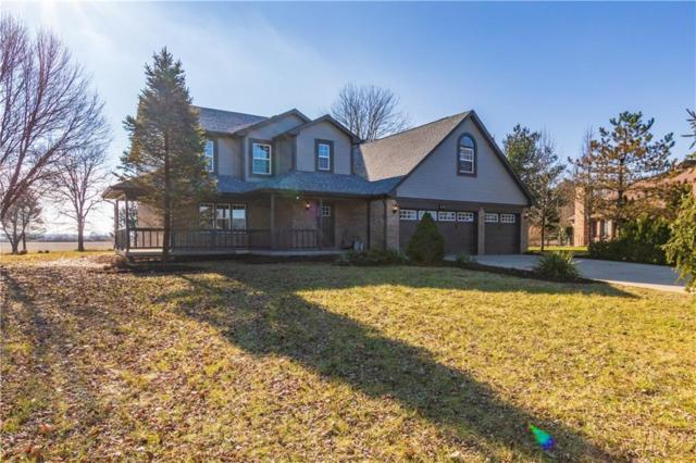 5403 W Stonehaven Lane, New Palestine, IN 46163 (MLS #21614653) :: AR/haus Group Realty
