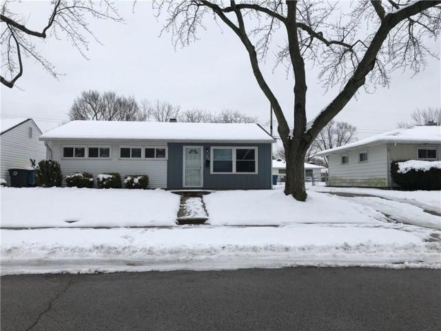 4845 N Kenyon Drive, Indianapolis, IN 46226 (MLS #21614665) :: Mike Price Realty Team - RE/MAX Centerstone