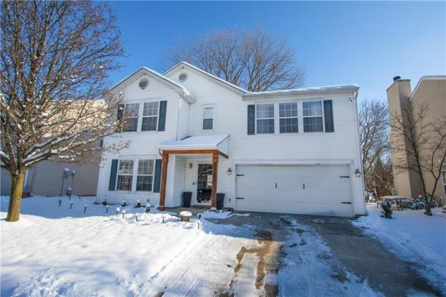 10297 Hatherley Way, Fishers, IN 46037 (MLS #21614696) :: AR/haus Group Realty