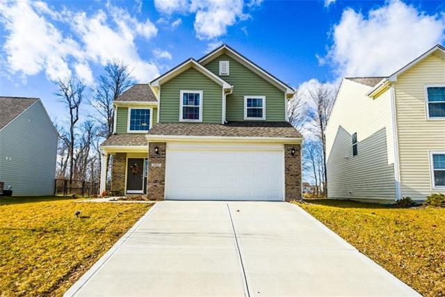 5022 Chip Shot Lane, Indianapolis, IN 46235 (MLS #21614703) :: Mike Price Realty Team - RE/MAX Centerstone