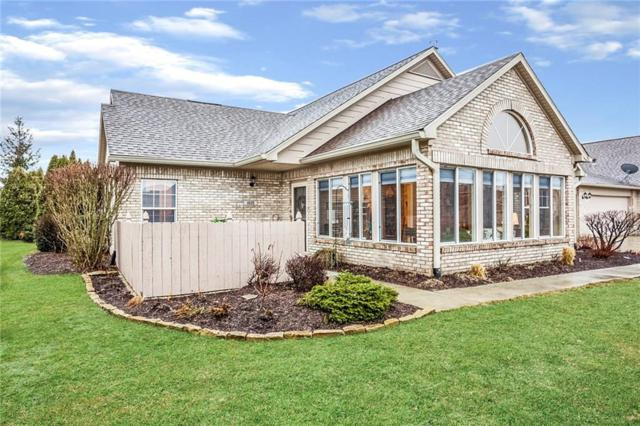 11520 Winding Wood Drive #94, Indianapolis, IN 46235 (MLS #21614714) :: Mike Price Realty Team - RE/MAX Centerstone