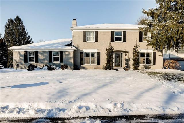 1948 Brewster Road, Indianapolis, IN 46260 (MLS #21614720) :: The ORR Home Selling Team