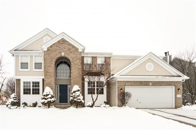 1569 Esprit Drive, Carmel, IN 46074 (MLS #21614756) :: Mike Price Realty Team - RE/MAX Centerstone