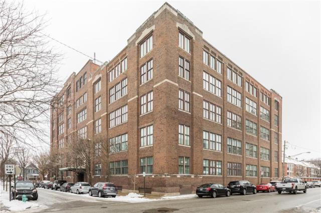430 N Park Avenue #512, Indianapolis, IN 46202 (MLS #21614773) :: The Indy Property Source