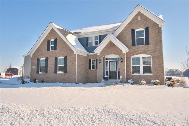 6113 Woodbrush Way, Mccordsville, IN 46055 (MLS #21614798) :: The ORR Home Selling Team