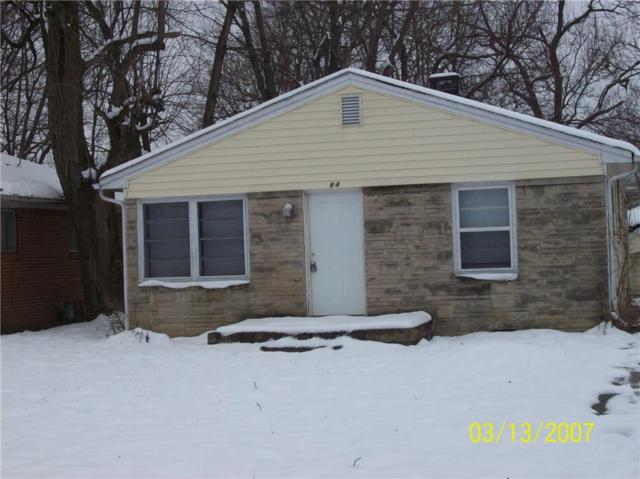 3842 N Butler Avenue, Indianapolis, IN 46226 (MLS #21614839) :: Mike Price Realty Team - RE/MAX Centerstone