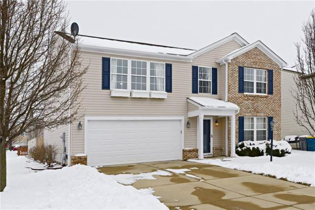 15031 Tiki Trail, Noblesville, IN 46060 (MLS #21614875) :: The ORR Home Selling Team