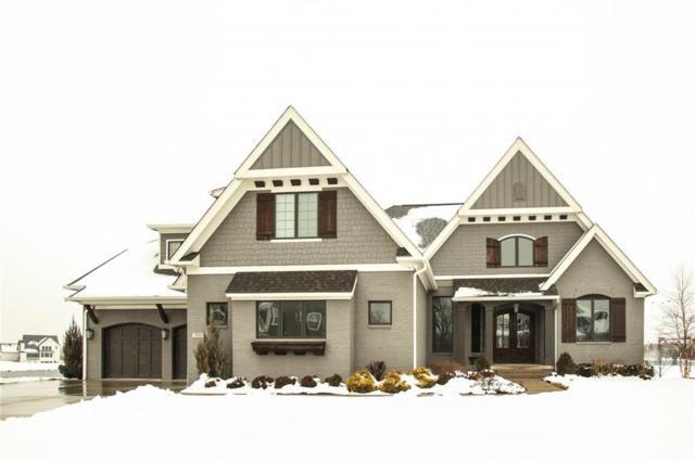 3850 Birkdale Drive, Carmel, IN 46033 (MLS #21614899) :: HergGroup Indianapolis