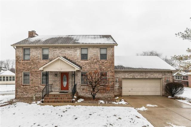 5332 Heritage Lane, Greenwood, IN 46142 (MLS #21614908) :: Mike Price Realty Team - RE/MAX Centerstone