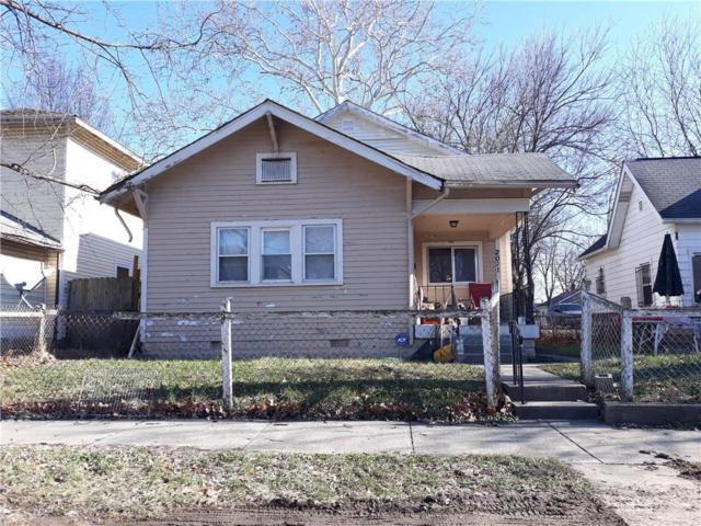 2021 N Lasalle Street, Indianapolis, IN 46218 (MLS #21614931) :: Mike Price Realty Team - RE/MAX Centerstone