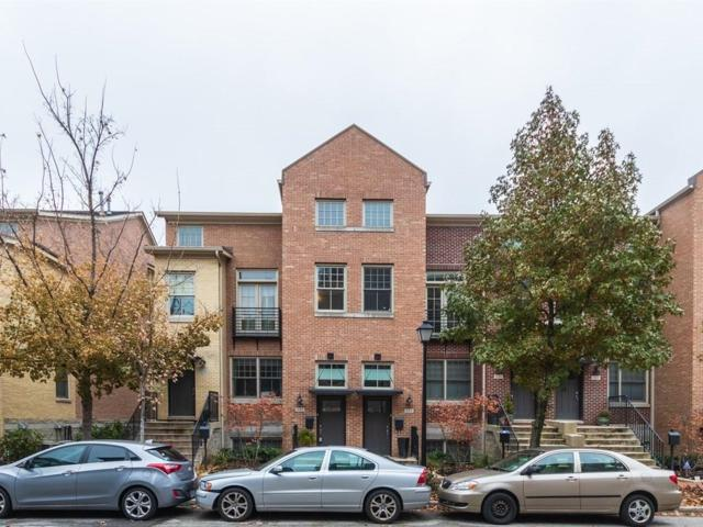 525 N Park Avenue #2, Indianapolis, IN 46202 (MLS #21614982) :: AR/haus Group Realty
