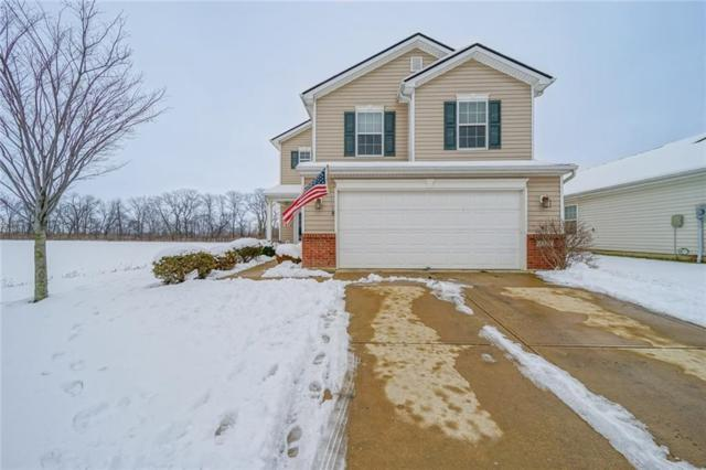 4323 Hovenweep Way, Indianapolis, IN 46235 (MLS #21614996) :: Mike Price Realty Team - RE/MAX Centerstone