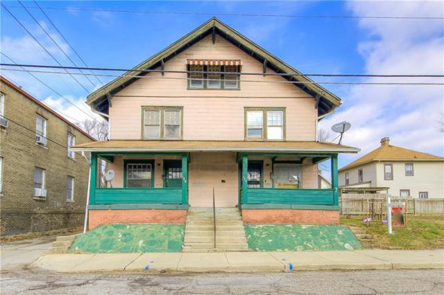 140 & 142 W 32nd Street, Indianapolis, IN 46208 (MLS #21615000) :: Mike Price Realty Team - RE/MAX Centerstone