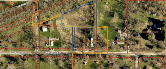 000 W Old National Road, Knightstown, IN 46148 (MLS #21615015) :: The ORR Home Selling Team