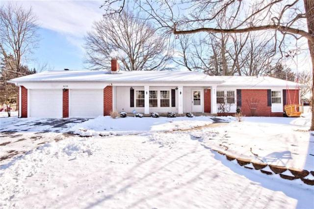 6135 Graham Road, Indianapolis, IN 46220 (MLS #21615056) :: Mike Price Realty Team - RE/MAX Centerstone