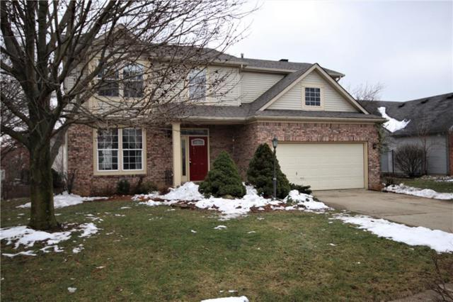 3341 Suffolk Court, Greenwood, IN 46143 (MLS #21615071) :: Mike Price Realty Team - RE/MAX Centerstone