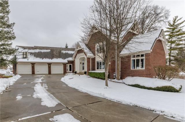 9115 Admirals Pointe Court, Indianapolis, IN 46236 (MLS #21615075) :: Mike Price Realty Team - RE/MAX Centerstone