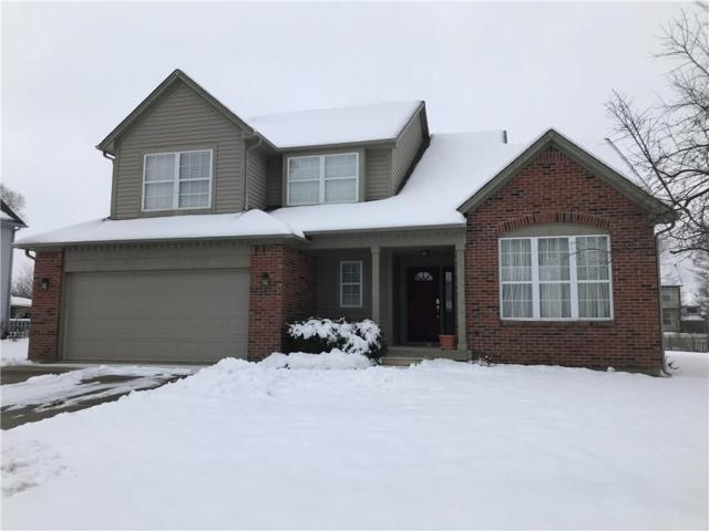 14949 Bridlewood Drive, Carmel, IN 46033 (MLS #21615081) :: Mike Price Realty Team - RE/MAX Centerstone