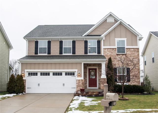 12361 Hawks Nest Drive, Fishers, IN 46037 (MLS #21615083) :: The ORR Home Selling Team