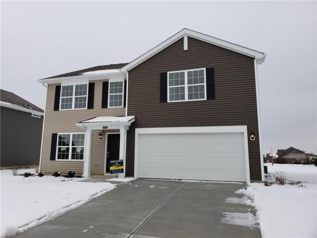 8354 Averly Park Drive, Indianapolis, IN 46237 (MLS #21615141) :: The ORR Home Selling Team