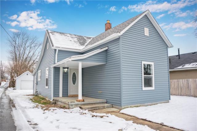 950 Graham Street, Franklin, IN 46131 (MLS #21615161) :: FC Tucker Company