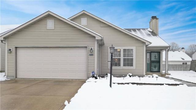5737 Blackley Lane, Indianapolis, IN 46254 (MLS #21615165) :: Mike Price Realty Team - RE/MAX Centerstone