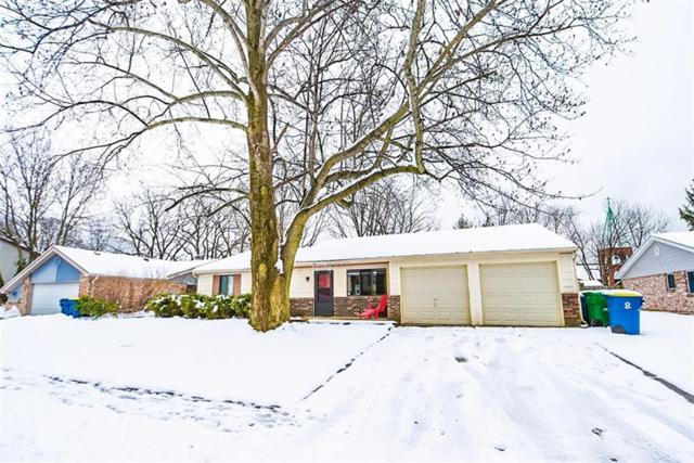 7605 Cambridge Drive, Fishers, IN 46038 (MLS #21615166) :: HergGroup Indianapolis
